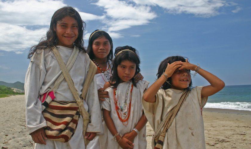 Kolumbia – PN Tayrona
